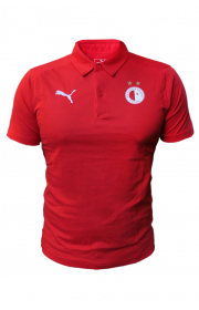 Puma Liga Red Polo Shirt
