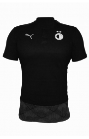 Puma teamFINAL Polo Black