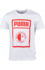 Puma Graphic White T-Shirt