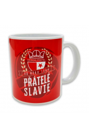 Friends of Slavia Mug.