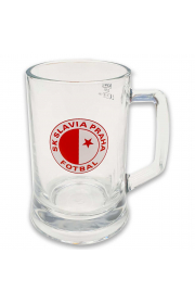 Beer Glass 0,5l Slavia